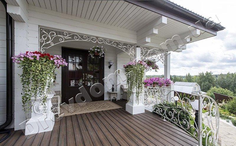 деревянный дом проектирование