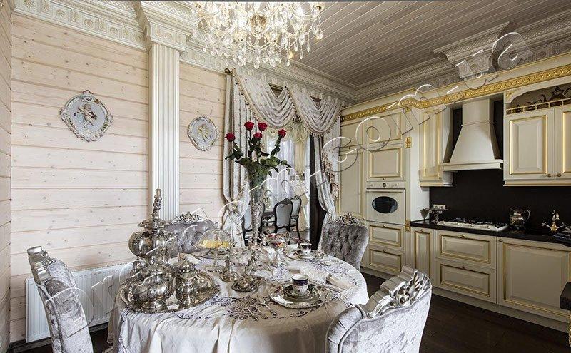 деревянный дом стоимость в Украине
