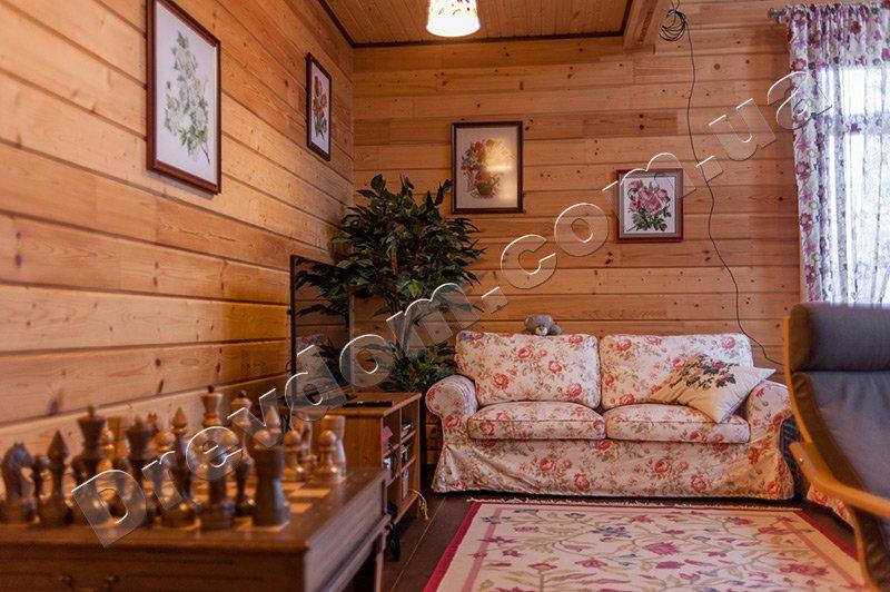 деревянный дом проектирование Украина