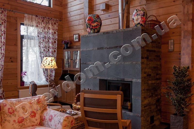 деревянный дом проект под ключ