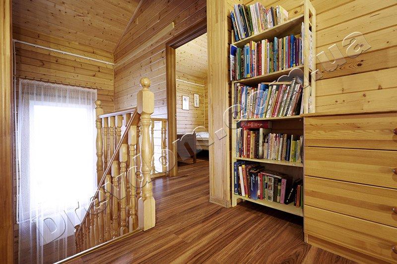 купить деревянный дом