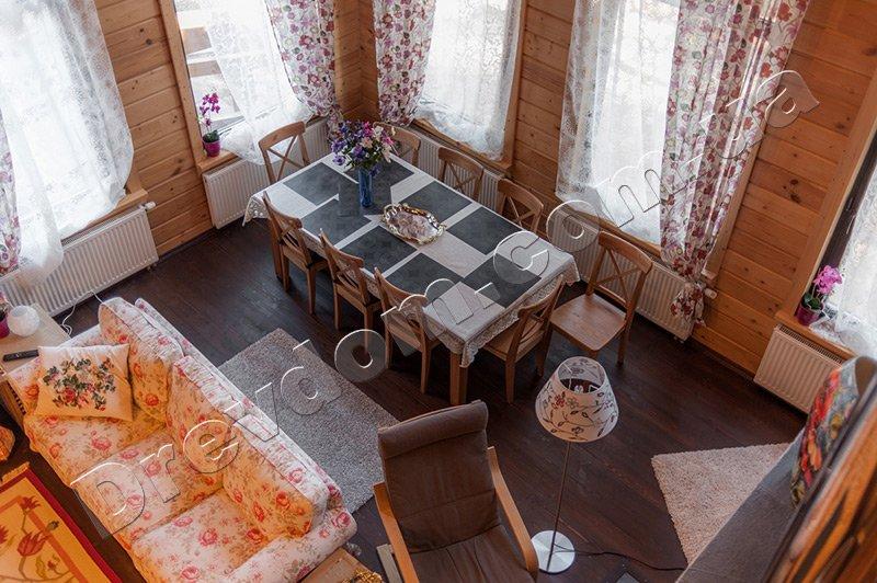 деревянный дом проект индивидуальный