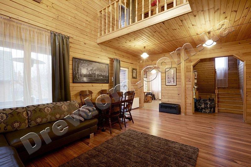 дом деревянный проектирование