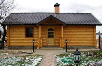 замовити дерев'яний будинок