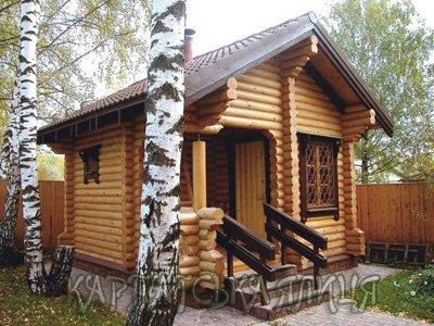 Дома со сруба цены Украина под ключ