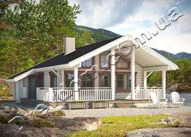 Строительство деревянных домов 100-200 м2