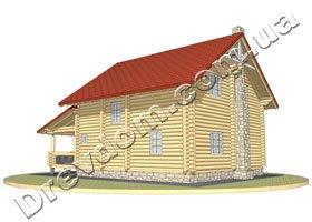 заказать проект деревянного дома