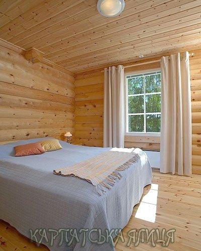 построить дом из дерева