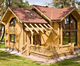 Реставрация деревянного дома
