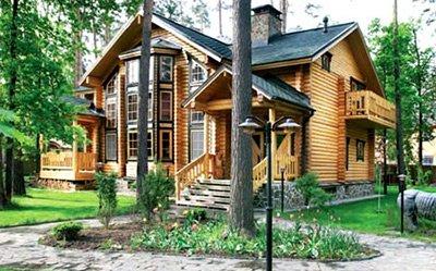 Деревянные дома под ключ, фото и цены