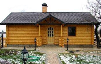 Проекты деревянных одноэтажных домов до 100