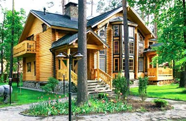 Строительство деревянных домов под ключ цены