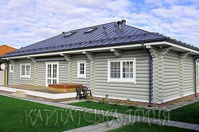 Строительство деревянных домов под ключ цена